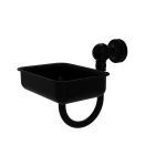 Allied Brass - Mambo Collection Wall Mounted Soap Dish - Matte Black