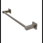 Allied Brass - Montero Collection Contemporary Towel Bar - Antique Brass