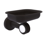 Allied Brass - Pacific Beach Collection Wall Mounted Soap Dish Holder - Oil Rubbed Bronze