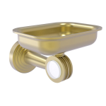 Allied Brass - Pacific Beach Collection Wall Mounted Soap Dish Holder - Satin Brass