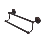 Allied Brass - Prestige Que New Collection Double Towel Bar - Venetian Bronze