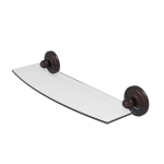Allied Brass - Prestige Que New Collection Glass Shelf - Venetian Bronze