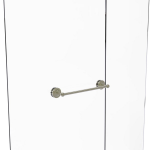 Allied Brass - Prestige Regal Collection 18 Inch Shower Door Towel Bar - Polished Nickel