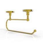 Allied Brass - Prestige Regal Under Cabinet Paper Towel Holder - Polished Brass