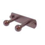 Allied Brass - Prestige Skyline Collection 2 Position Multi Peg - Antique Copper