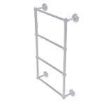 Allied Brass - Que New Collection 4 Tier Ladder Towel Bar - Satin Chrome