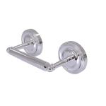 Allied Brass - 2 Post Toilet Tissue Holder - Polished Chrome - R-24