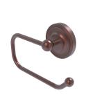 Allied Brass - European Style Toilet Tissue Holder - Antique Copper - R-24E