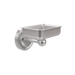 Allied Brass - Wall Mounted Soap Dish - Satin Chrome - R-WG2