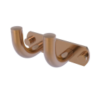 Allied Brass - Remi Collection 2 Position Multi Hook - Brushed Bronze