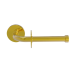 Allied Brass - Remi Collection European Style Toilet Tissue Holder - Polished Brass