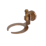 Allied Brass - Retro-Dot Collection Wall Mounted Soap Dish - Brushed Bronze