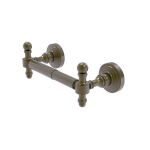 Allied Brass - 2 Post Toilet Tissue Holder - Antique Brass - RW-24
