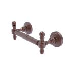 Allied Brass - 2 Post Toilet Tissue Holder - Antique Copper - RW-24