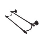 Allied Brass - Retro Wave Collection Double Towel Bar - Venetian Bronze