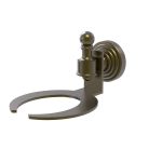 Allied Brass - Retro-Wave Collection Wall Mounted Soap Dish - Antique Brass
