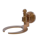 Allied Brass - Retro-Wave Collection Wall Mounted Soap Dish - Brushed Bronze