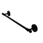 Allied Brass - 18 Inch Towel Bar - Matte Black