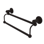 Allied Brass - Soho Collection Double Towel Bar - Oil Rubbed Bronze