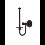 Allied Brass - Upright Toilet Tissue Holder - Antique Bronze - SB-24U