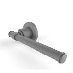 Allied Brass - Euro Style Toilet Tissue Holder - Matte Gray - WS-24E