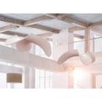Rainier Industries - Industrial Art - Architectural Fabric Clouds