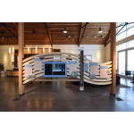 Rainier Industries - Industrial Art - Architectural Wood Fabrication