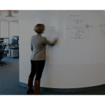 IdeaPaint - WRITE - Dry Erase Wallcovering