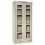 Lyon, LLC - Economical Visible Storage Cabinet 36″w x 18″d x 78″h