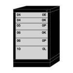 Lyon, LLC - TA-50 Gear Locker - Galvannealed