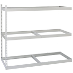 Lyon, LLC - Rivet Rack 3 Level Add-on 48″w x 36″d x 84″h