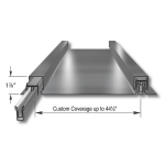 Merchant & Evans, Inc. - BD-1520 Pan and Batten Metal Roof Panel System