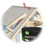 Quarrix Building Products - Multi Roll Multi-Purpose Ridge Vent