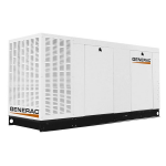 Generac Power Systems - Commercial Series 100kW Gaseous Generator