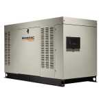 Generac Power Systems - Protector QS Series 38kW Gaseous Generator