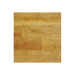 "South Cypress Floors - Reaction Curly Maple - 4.5"" Acrylic Gold"