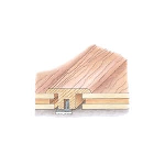 South Cypress Floors - Wentworth - Courtyard Tmold