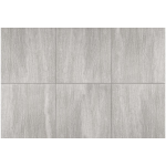 "South Cypress Floors - Stratum 12"" x 12"" - Light Grey Porcelain Tile"