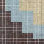 Crossville Inc. - Porcelain Stone Tile - Color Blox Mosaics