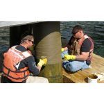 Denso North America - Denso Marine Piling Tape - Marine Petrolatum Tape With HDPE Backing