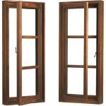 Arcadia Custom - Casement Push Out (Outswing) Wood Windows