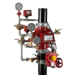 Globe Fire Sprinkler Corp. - Valves - V4 Preaction Systems - RCW Non Interlock Preaction System