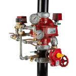 Globe Fire Sprinkler Corp. - Valves - V4 Preaction Systems - RCW Single Interlock Preaction System