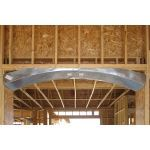 Fast Arch - Prefabricated Metal Arch Forms - Flat Arch