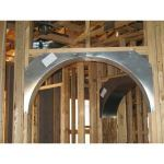 Fast Arch - Prefabricated Metal Arch Forms - Half Circle Arch