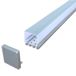 Neotek Lighting - Linear LED Fixtures - NL - 110 HO