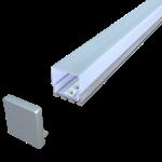 Neotek Lighting - Linear LED Fixtures - NL - 110 LO