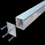 Neotek Lighting - Linear LED Fixtures - NL - 210 HO