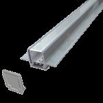 Neotek Lighting - Linear LED Fixtures - NL-160 LO w/161 or 162 Base