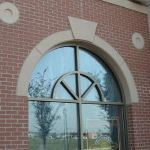 Reading Rock - RockCast Cast Stone Flex Arches